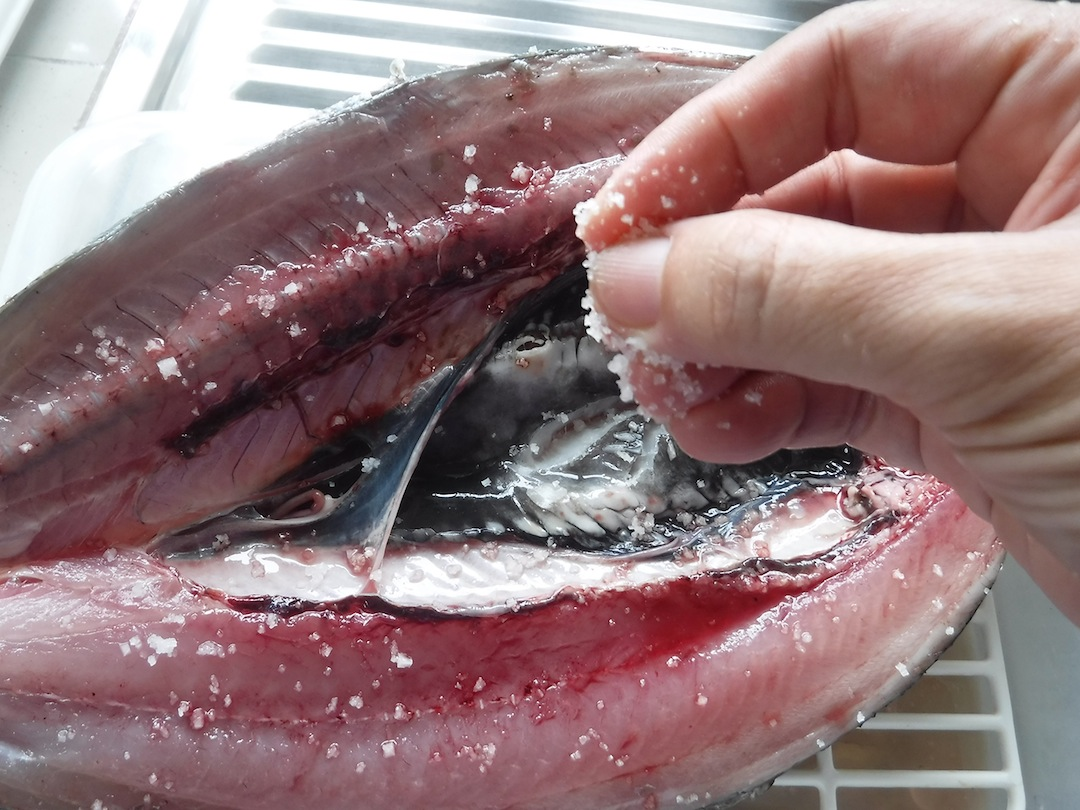 Weekend chef ramp up your inihaw na bangus with more for Step 2 rocking fish
