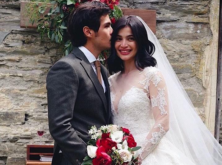 LOOK | Anne Curtis weds Erwan Heussaff in New Zealand - Interaksyon