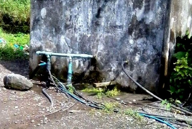 sloppy waterworks San Joaquin, Calbayog