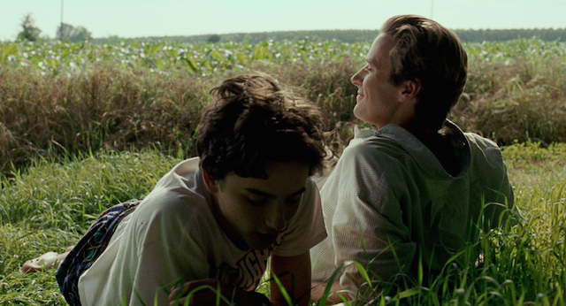Call Me By Your Name Elokuva