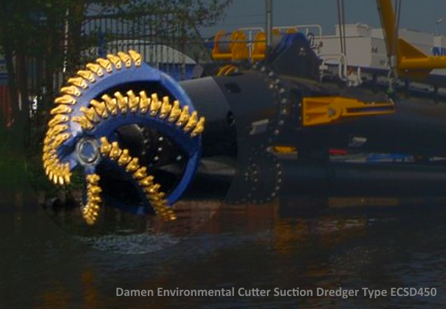 Damen-Environmental-Cutter-Suction-Dredger-Commissioned-in-China