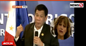 Duterte human rights summit