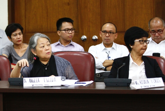 SC allows justices to attend Sereno impeach hearings