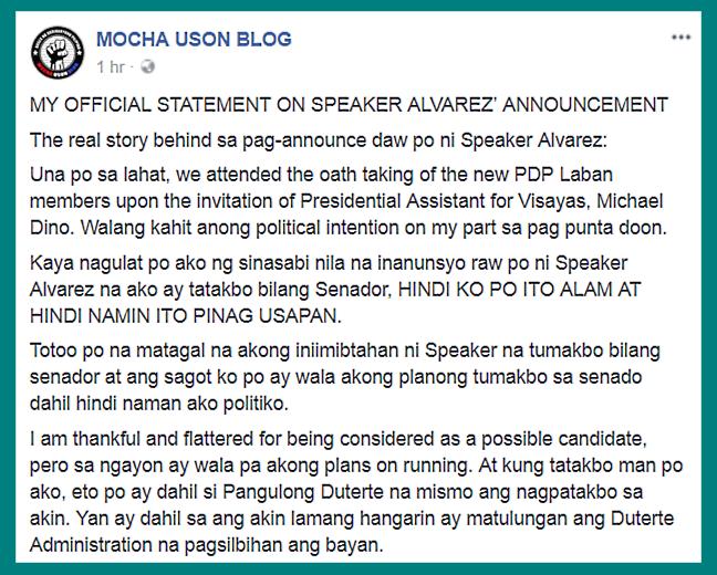 Mocha_Uson_Blog_on_PDP-Laban_announcement