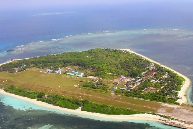 Philippines starts military upgrade at Pagasa Island in ...