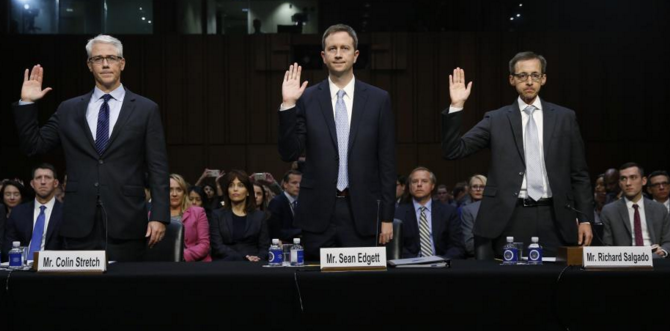 In unprecedented hearing, Facebook berated for not catching Russian