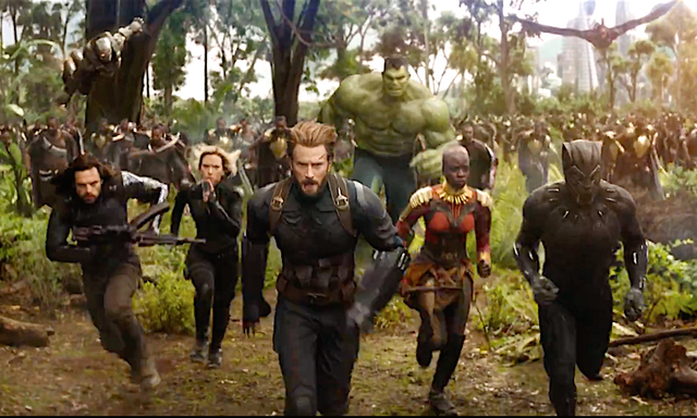 AVENGERS: INFINITY WAR (2018) Movie Trailer: Marvel's Heroes Unite to Fight Thanos