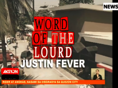 WOTL_Justin_Fever