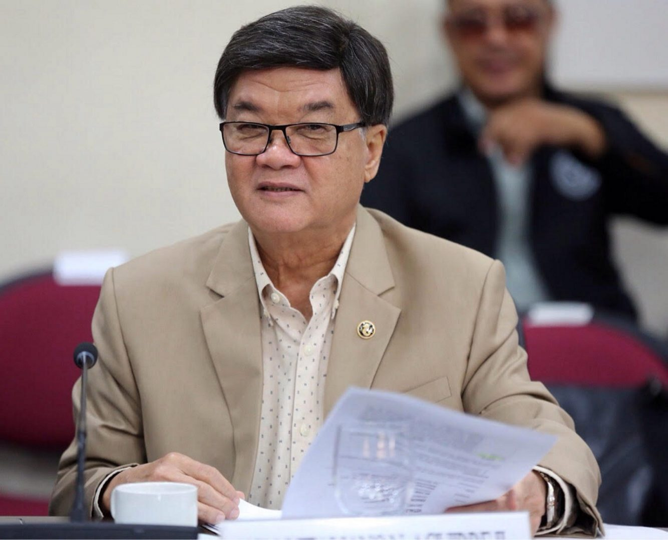 Jurists 'cleared' to testify in impeachment case