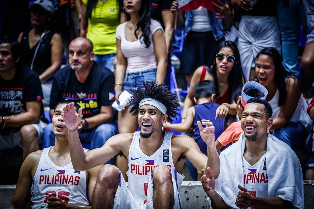 Gilas Pilipinas' 12-man lineup vs Japan all set