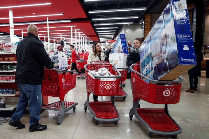 Black Friday Online Shopping Sales Hit Highest Mark Ever