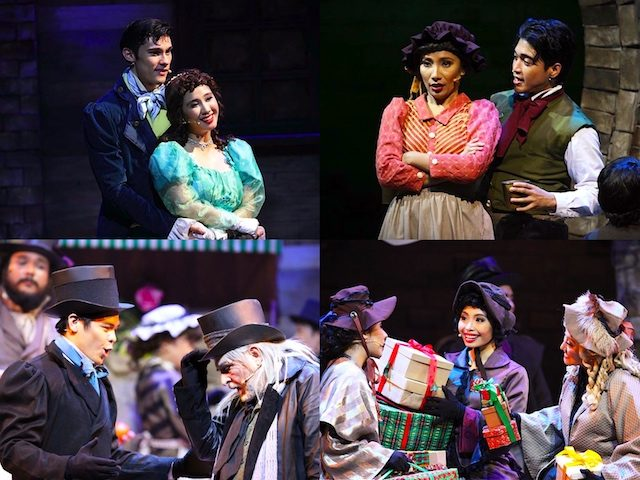 A Christmas Carol Cast.A Christmas Carol Cast Members Recall Their Most Memorable