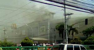 Davao_NCCC_mall_fire_GEM_AVANCENA