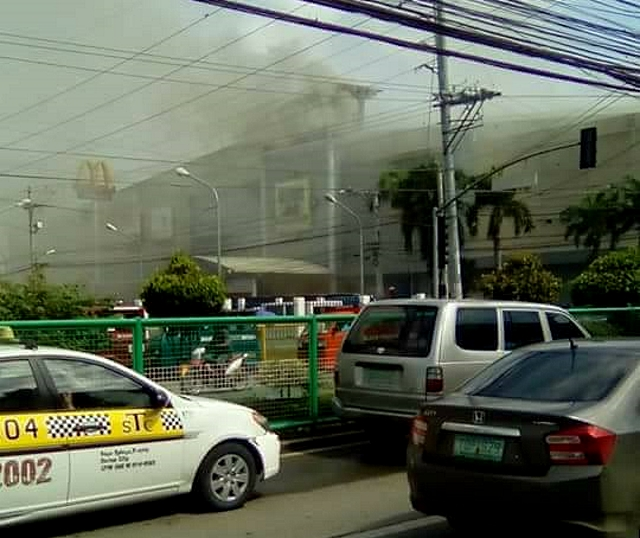 Official says 37 feared dead in Philippine mall