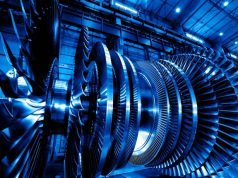 GE steam turbine