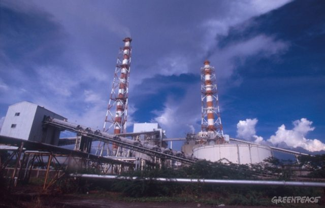 Coal-fired Thermal Power Plant