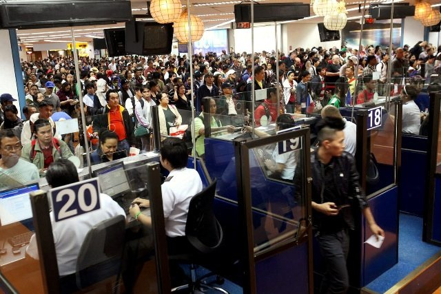 Immigration bureau now uses biometrics in all ph international