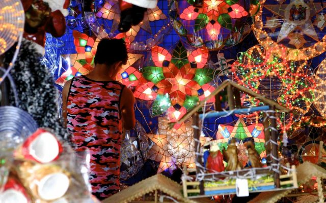 Christmas In The Philippines.Filipinos Early Christmas Song Tradition Revealed Through