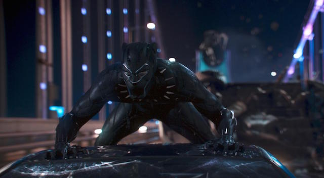 Marvel enlists Kendrick Lamar to curate, co-produce 'Black Panther: The Album'