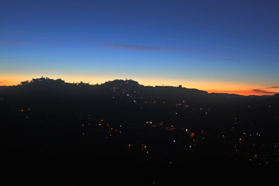 Mercury expected to plunge to 12°C in Baguio Thursday night