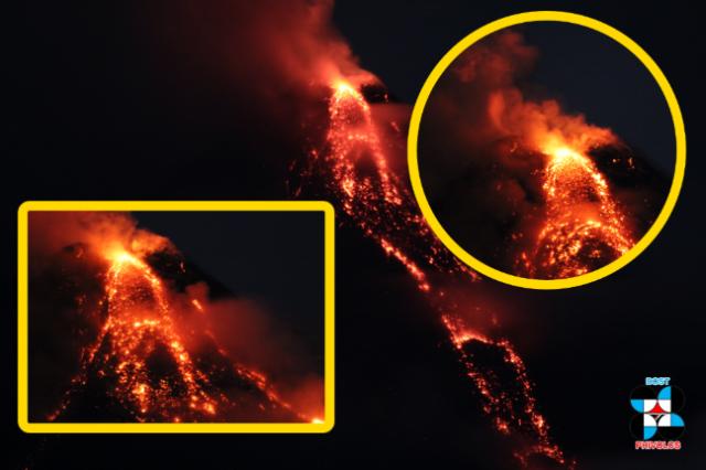 Mayon_Volcano_Bonga_Gully_lava_PHIVOLCS
