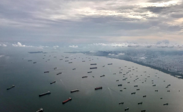 Shell oil heist in Singapore: the story so far