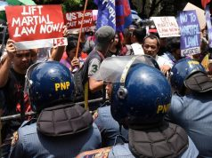 Anti martial law protests