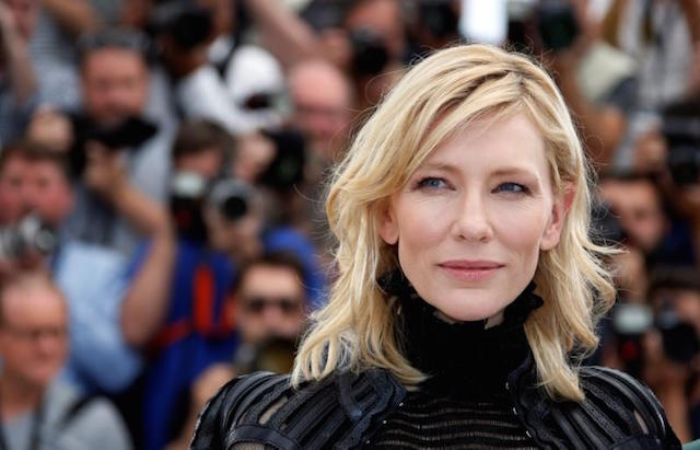 Actress Cate Blanchett named Cannes Film Festival jury president