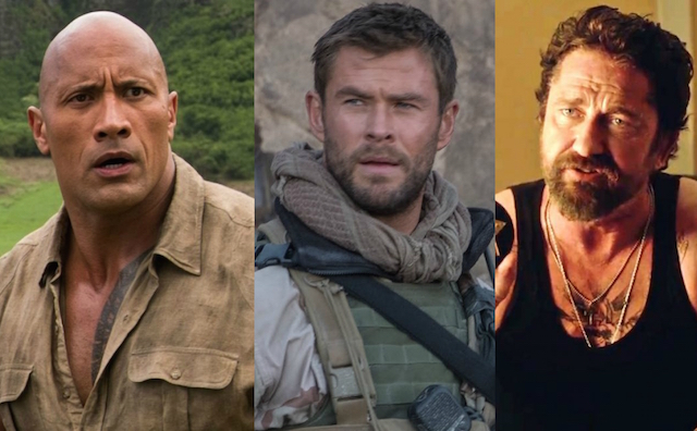 Weekend Box Office: 12 Strong and Den of Thieves battle Jumanji