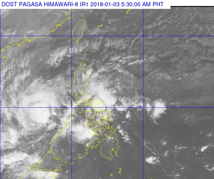 Storm warning signal lifted in Cebu, Bohol