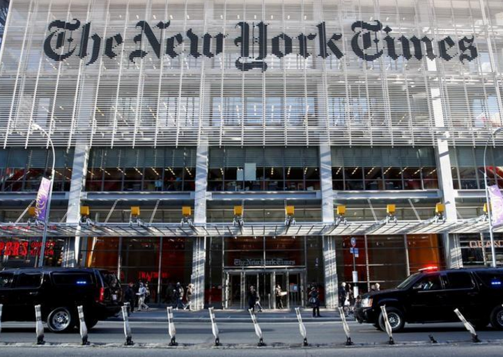 'New York Times' subscription revenue passes $1bn for first time