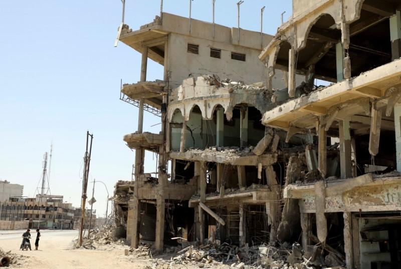 World Bank's IFC calls for investment in Iraq reconstruction