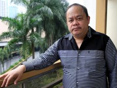 Atty. Jude Sabio poses for a picture in Metro Manila