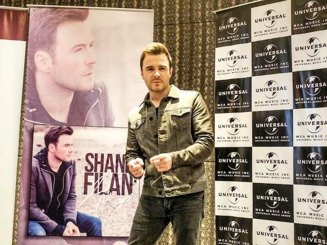 Shane Filan: 'I always get a warm welcome from Filipino fans