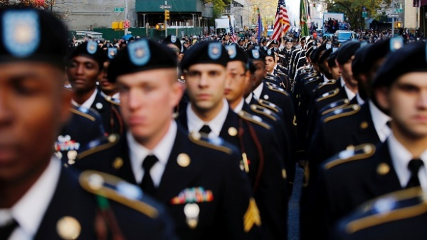 America will hold first ever Military Parade in Washington DC