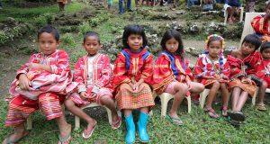 Lumad- Matigsalug kids graduatn, 2018,Ogilvy 1