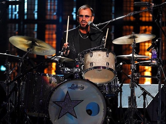 Ringo Starr Photo By Aaron Josefczyk Reuters