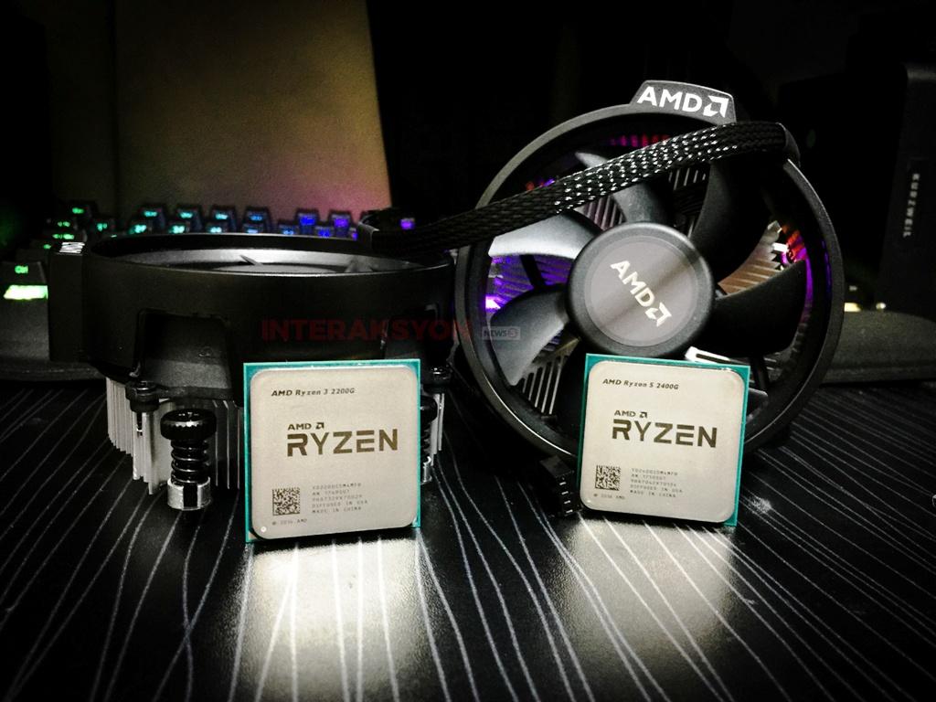 REVIEW | Ryzen 3 2200G / Ryzen 5 2400G: Quad-core APUs with Radeon
