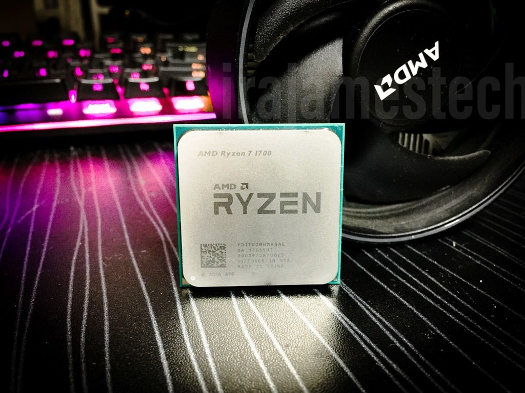 PC HARDWARE | Ryzen 7 1700: probably the only 8-core CPU you will
