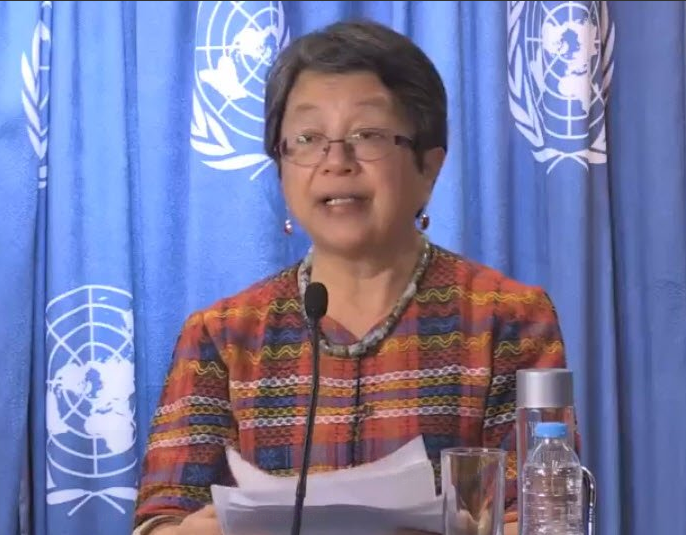 UN rights chief: Philippines' leader needs psychiatric evaluation