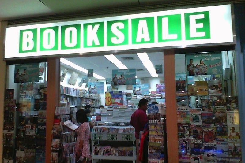 booksale will not go gentle into that good night interaksyon