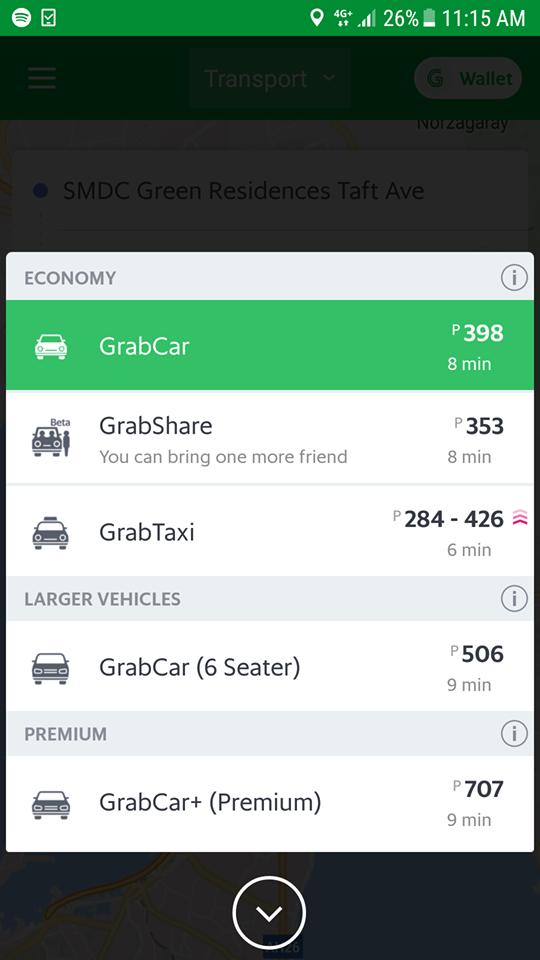 A City Adjusting First Week In Metro Manila Without Uber Interaksyon