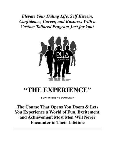 The First Page Of An E Book Of The Pua Academy Posted Online