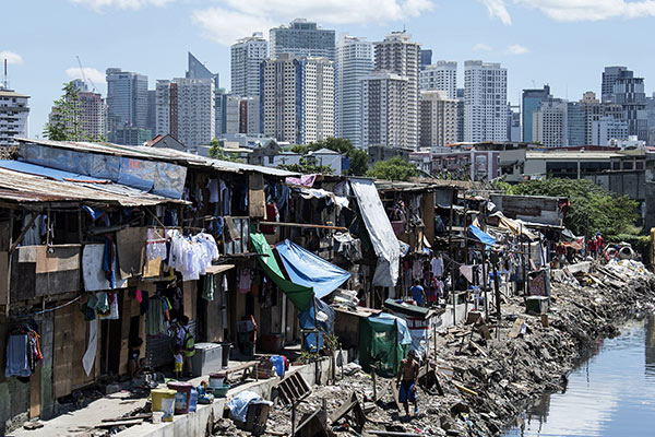 what is wealth shaming and what does it say about the philippine