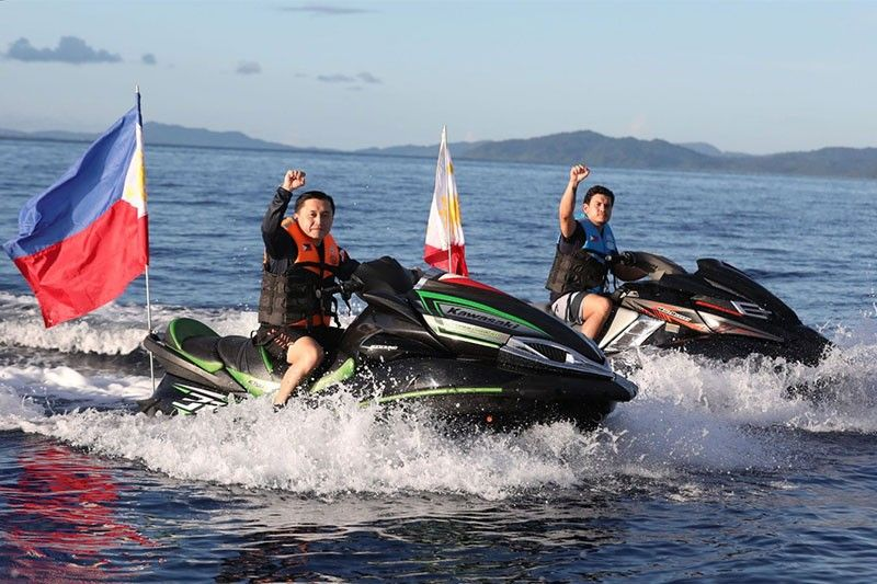 From bold promise to 'publicity stunt': The evolution of Duterte's jet ski pledge