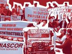 Labor worries under Duterte administration