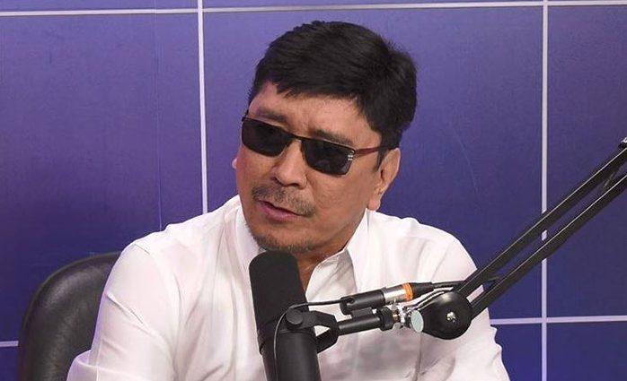 Ben Tulfo flares up over Regine Velasquez's West Philippine Sea tweet