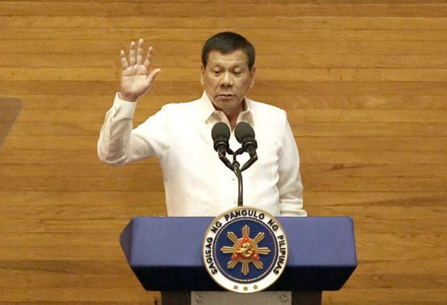 Duterte's 'human rights' vs  'human lives' statement draws flak