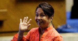 House Speaker Gloria Macapagal-Arroyo