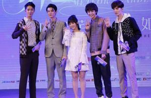 From 2gether To F4 Brightwin To Star In Thai S Meteor Garden Remake